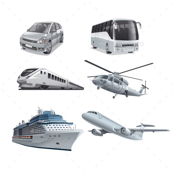Transport for Travel - Travel Conceptual