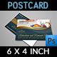 Hotel Postcard Template - GraphicRiver Item for Sale