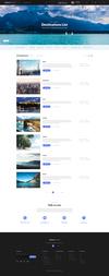 22 categories destionations22 list.  thumbnail