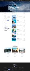 40 categories tours40(activities) list sidebar.  thumbnail