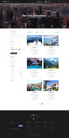60 all hotels60 search grid left sidebar.  thumbnail