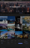 64 all hotels64 search full width dark.  thumbnail