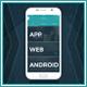 Web / App Presentation - Andorid - VideoHive Item for Sale