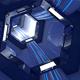 VJ Hexagon Light Tunnel - VideoHive Item for Sale