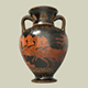 Pottery Ancient Greek v3 - 3DOcean Item for Sale