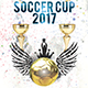 Soccer Cup Flyer - GraphicRiver Item for Sale
