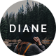 Diane - Personal Blog PSD Template - ThemeForest Item for Sale