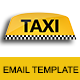 TAXI - Multipurpose Responsive Email Template With Stamp Ready Builder Access - ThemeForest Item for Sale