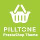 Pilltone - Fresh Food Responsive Prestashop Theme - ThemeForest Item for Sale