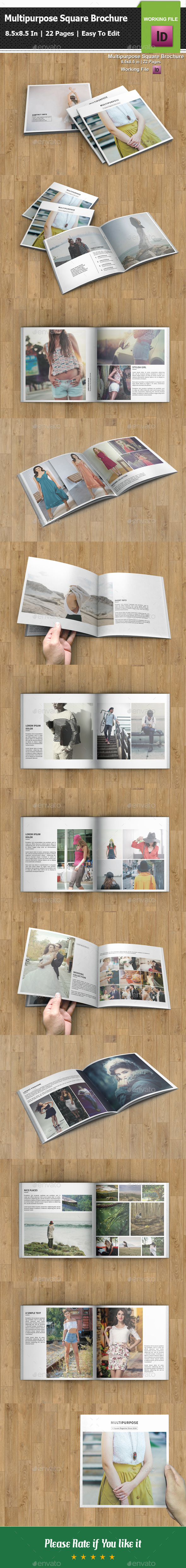 Multipurpose Square Brochure-V02 - Catalogs Brochures