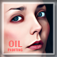 Glossy Oil Painting - GraphicRiver Item for Sale