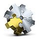 Puzzles Gear - GraphicRiver Item for Sale