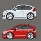 Cartoon Vector Cars - GraphicRiver Item for Sale