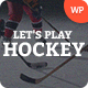 Let's Play | Hockey School & Sport Theme - ThemeForest Item for Sale