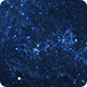 Looking into Space Blue Nebula Starfield - VideoHive Item for Sale