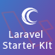 Clean - Laravel Starter Kit Nulled