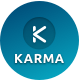 Karma - Responsive WordPress Theme Nulled