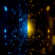 Bokeh The Night Tunnel - VideoHive Item for Sale