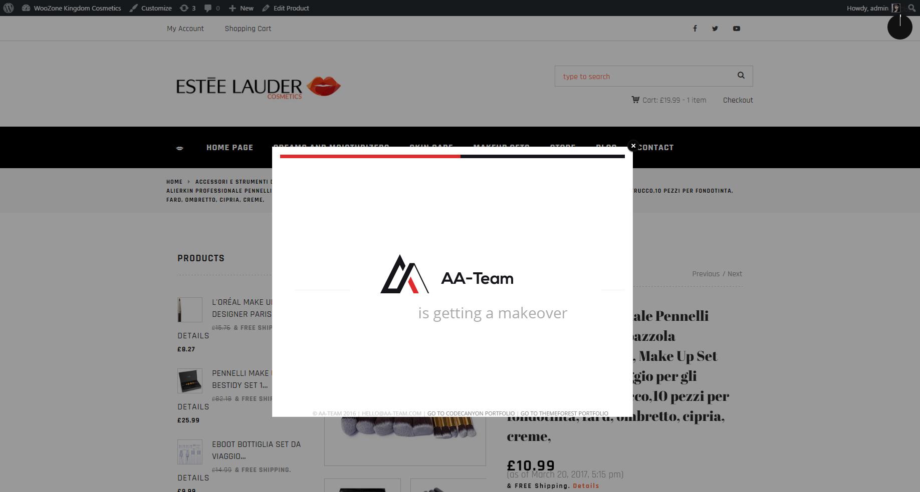 Wordpress Popups Plugin By Aa Team Codecanyon