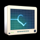 3D Heartbeat Monitor EKG Cardiogram Loop - VideoHive Item for Sale