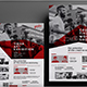 Exhibition Seminar Flyer - GraphicRiver Item for Sale