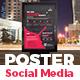 Social Media Marketing Poster V2