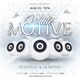 White Motive IG and FB Social Media Covers - GraphicRiver Item for Sale