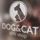 Pets Logo - Dog and Cat Logo Template - GraphicRiver Item for Sale