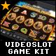 Videoslot Graphics Game Kit - Greystone National Park - GraphicRiver Item for Sale