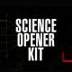 Science Opener Kit - VideoHive Item for Sale