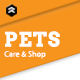 PETS - Pet Care, Shop, and Veterinary Muse Template - ThemeForest Item for Sale