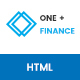 Finance Business HTML Template - ThemeForest Item for Sale