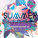 Summer Abstract Flyer - GraphicRiver Item for Sale