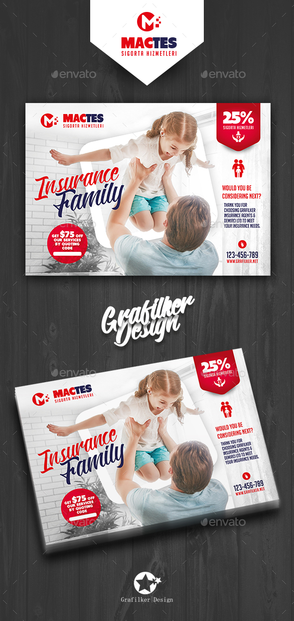 Insurance Flyer Templates - Corporate Flyers