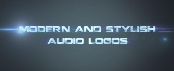Modern And Stylish Audio Logos