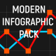 Modern designed Infographic Pack - VideoHive Item for Sale