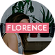 Florence - Feminine Clean and Fresh WordPress Blogging Theme