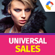 Universal Sales & Business Ad Template - CodeCanyon Item for Sale