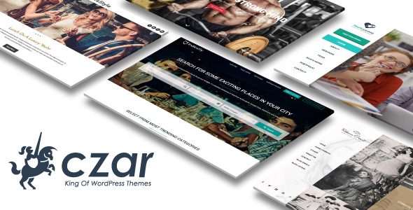 Czar – WooCommerce Directory Listing Theme