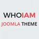WHOIAM Lightweight Portfolio Responsive Joomla Template - ThemeForest Item for Sale