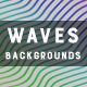 Waves | Backgrounds - GraphicRiver Item for Sale