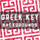 Greek Key | Backgrounds - GraphicRiver Item for Sale