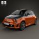 Fiat 500 Abarth 595 Turismo 2014