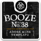 Booze - Bar & Restaurant Muse Template - ThemeForest Item for Sale