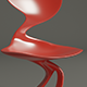 Smooth chair - 3DOcean Item for Sale
