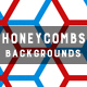 Honeycombs | Backgrounds - GraphicRiver Item for Sale