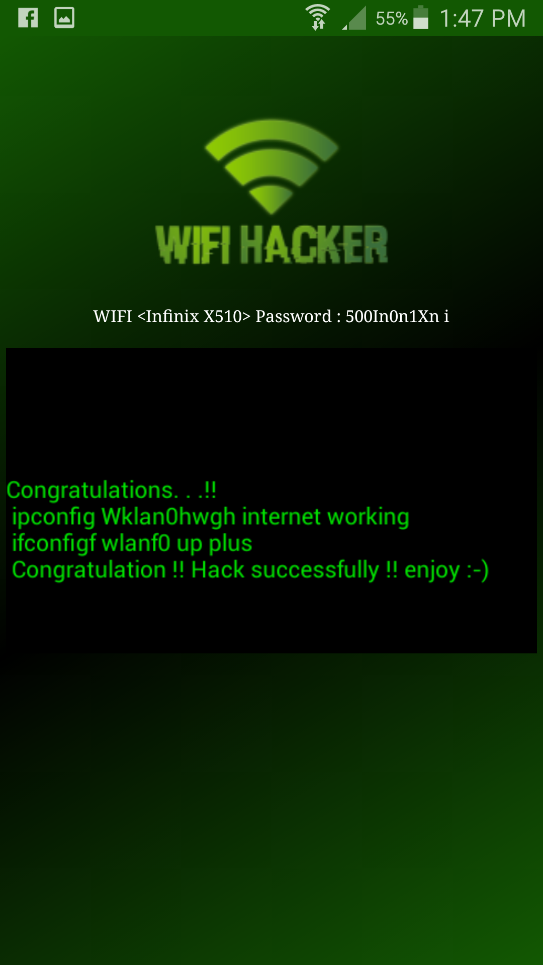 Wifi Hacker Prank Admob By Getnetwork Codecanyon