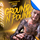 Ground -N- Pound Flyer Template