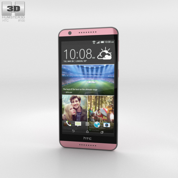 HTC Desire 820 Flamingo Grey