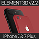 Element3D Apple iPhone 7 & 7 Plus - 3DOcean Item for Sale